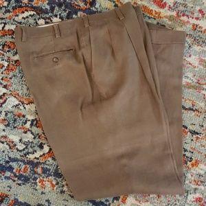 Linen Ralph Lauren Dress Pants 36x34